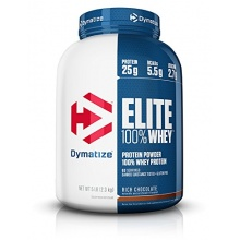 Протеин Dymatize Elite Whey 2300 гр